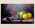 27 Oil Still Life Fruit