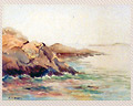 437_Watercolor_Rocky_Coast_by_AG_Coe_CA1900