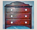 75 19th. Century Childs Chest